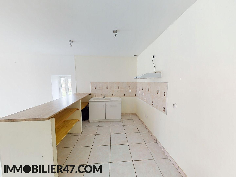 Verhuren  appartement Lafitte sur lot 600€ CC - Foto 4