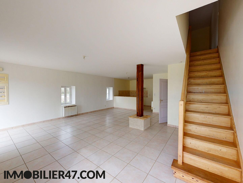 Verhuren  appartement Lafitte sur lot 600€ CC - Foto 7