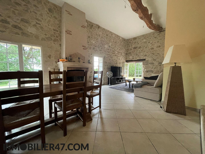 Verhuren  huis Prayssas 830€ +CH - Foto 2