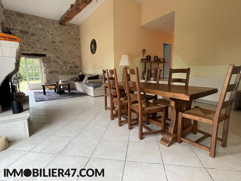 Verhuren  huis Prayssas 830€ +CH - Foto 4