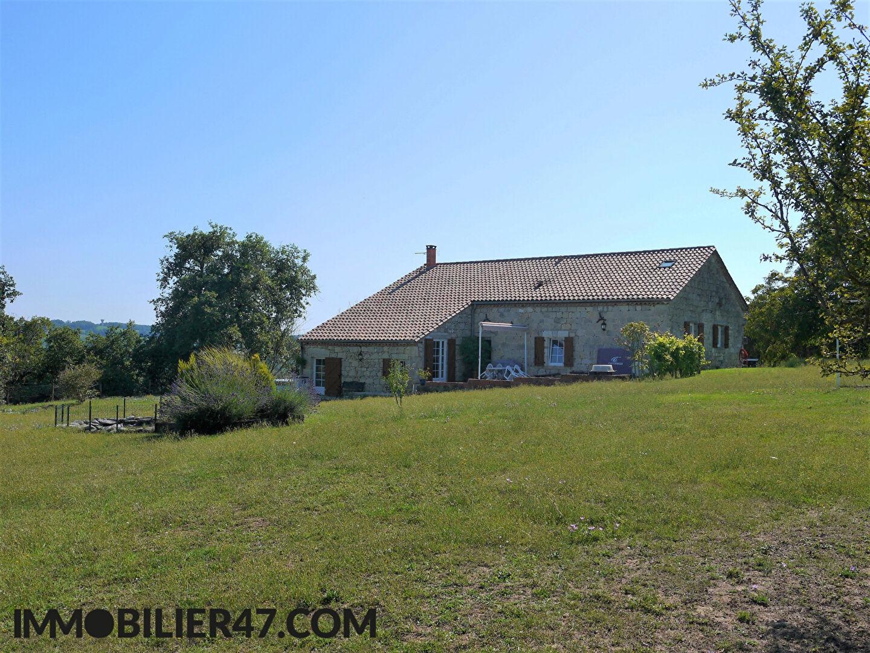 Verhuren  huis Prayssas 830€ +CH - Foto 6