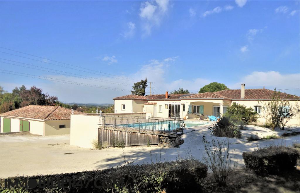 Verkoop  huis Sainte livrade sur lot 299000€ - Foto 1