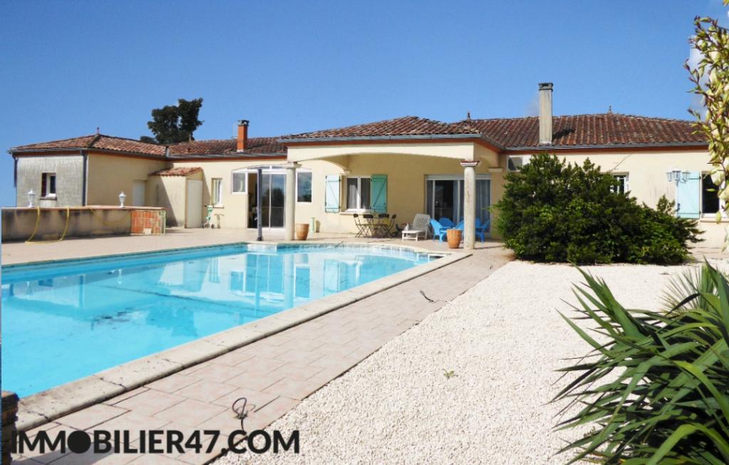 Verkoop  huis Sainte livrade sur lot 299000€ - Foto 2