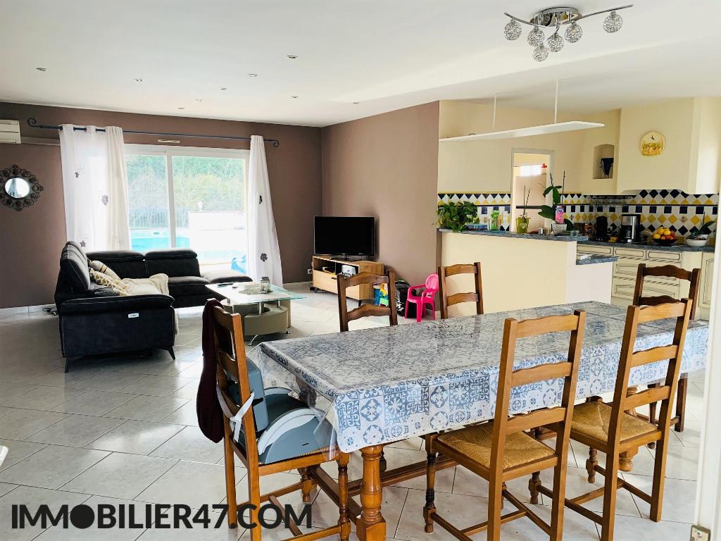 Verkoop  huis Sainte livrade sur lot 299000€ - Foto 4