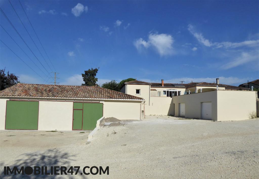 Verkoop  huis Sainte livrade sur lot 299000€ - Foto 11