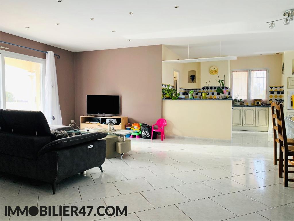 Verkoop  huis Sainte livrade sur lot 299000€ - Foto 13