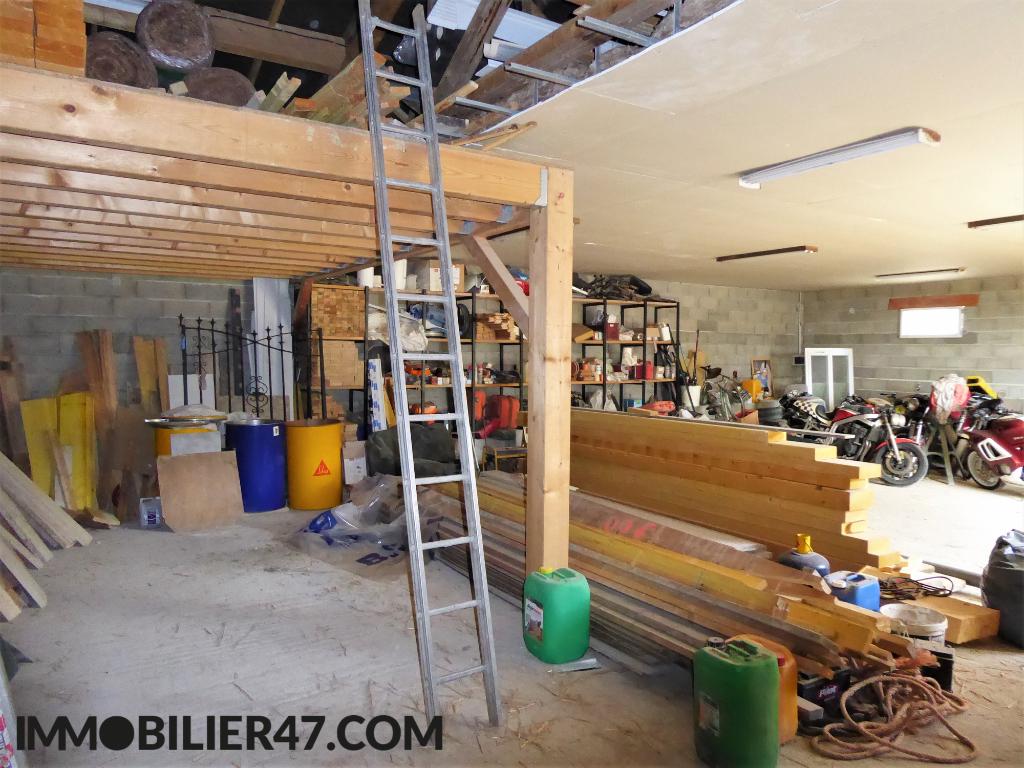 Verkoop  huis Sainte livrade sur lot 299000€ - Foto 14