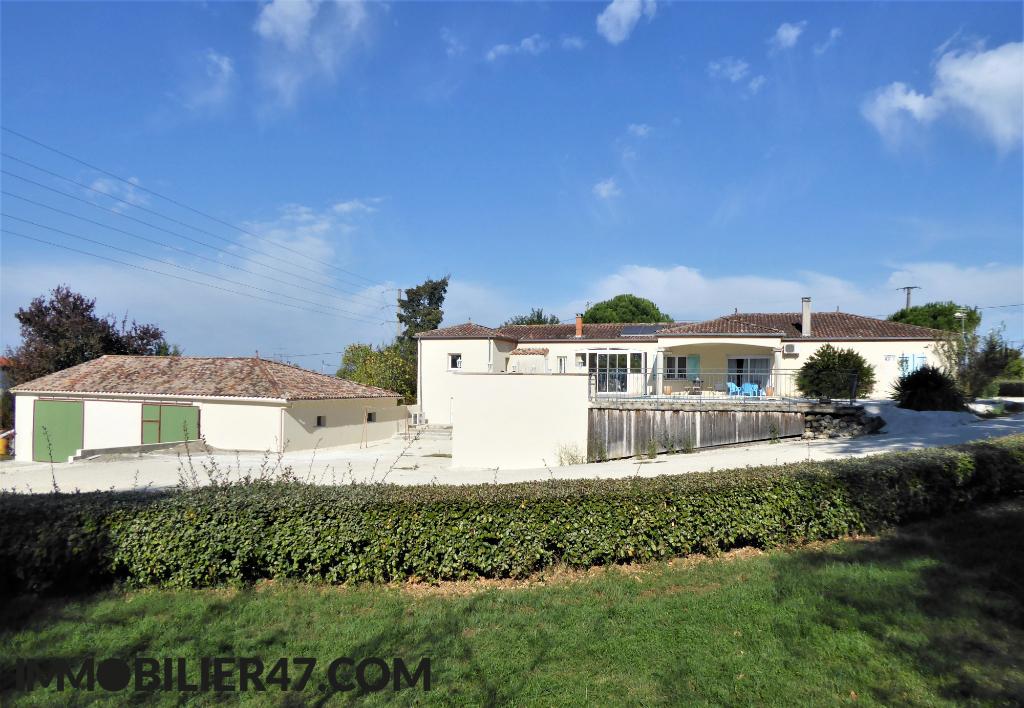 Verkoop  huis Sainte livrade sur lot 299000€ - Foto 17