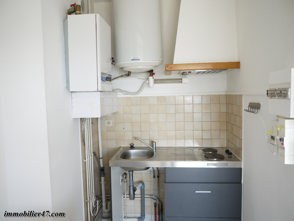 Location appartement Montpezat 315€ CC - Photo 4