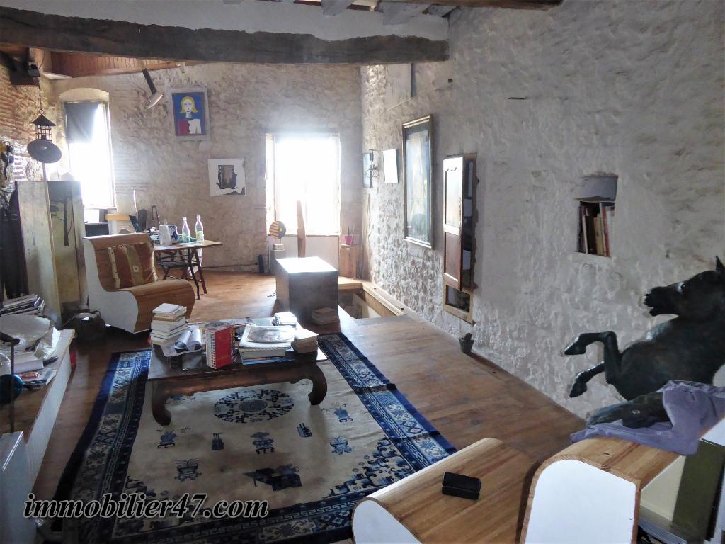 Vente maison / villa Montpezat  - Photo 2