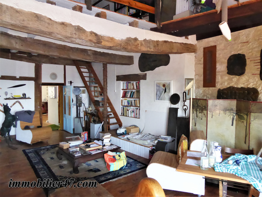 Vente maison / villa Montpezat  - Photo 3