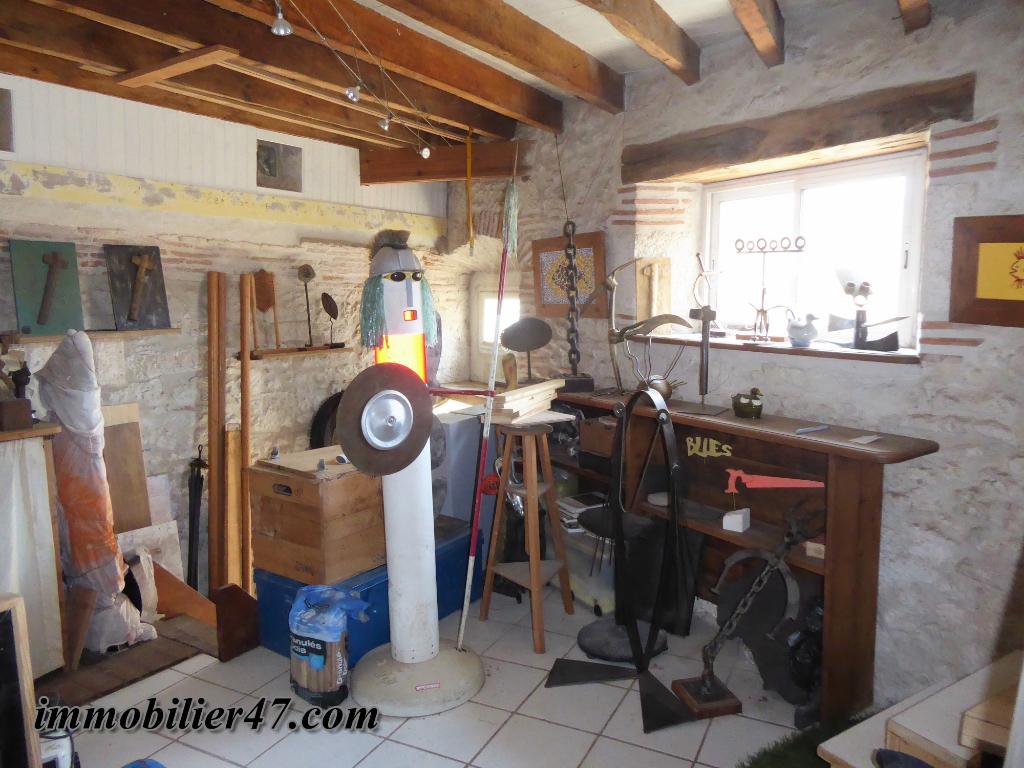Vente maison / villa Montpezat  - Photo 12