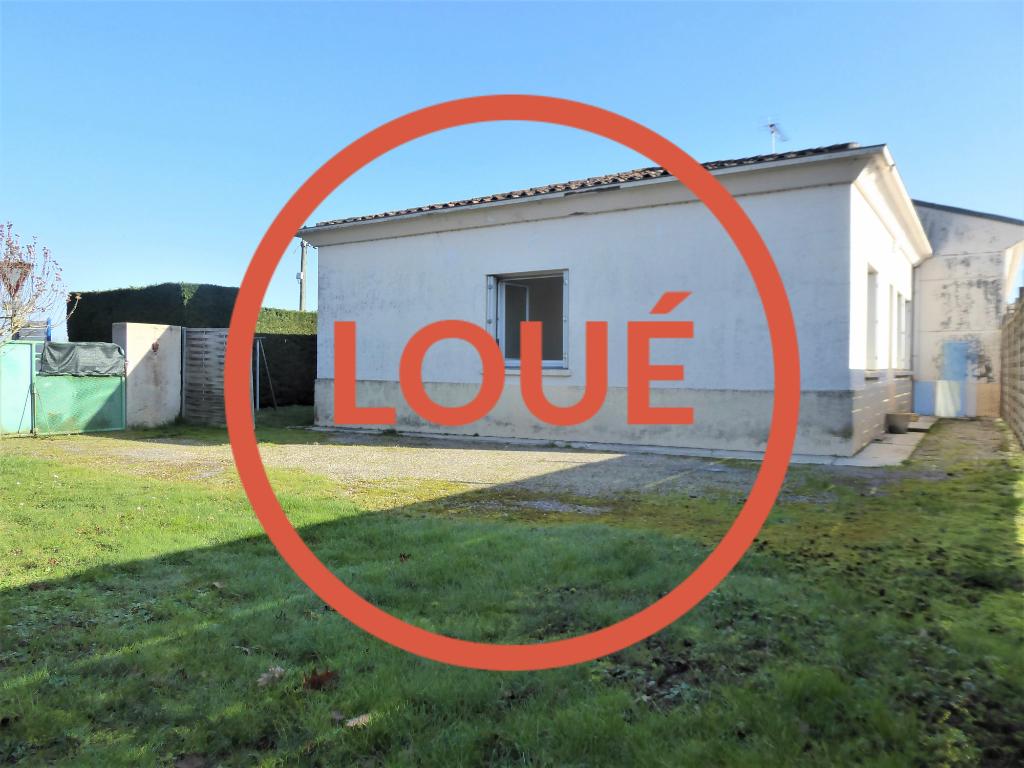 Verhuren  huis Le temple sur lot 420€ CC - Foto 1