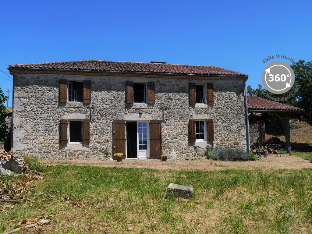 Sale house / villa Clermont dessous 169000€ - Picture 14
