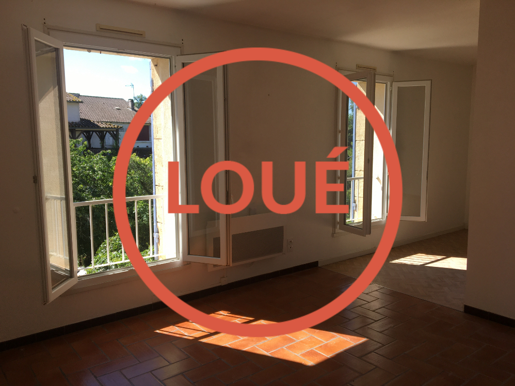 Location appartement Castelmoron sur lot 390€ CC - Photo 1