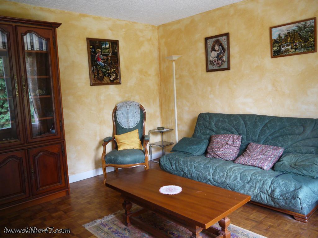 Verkoop  huis Castelmoron sur lot 124900€ - Foto 4