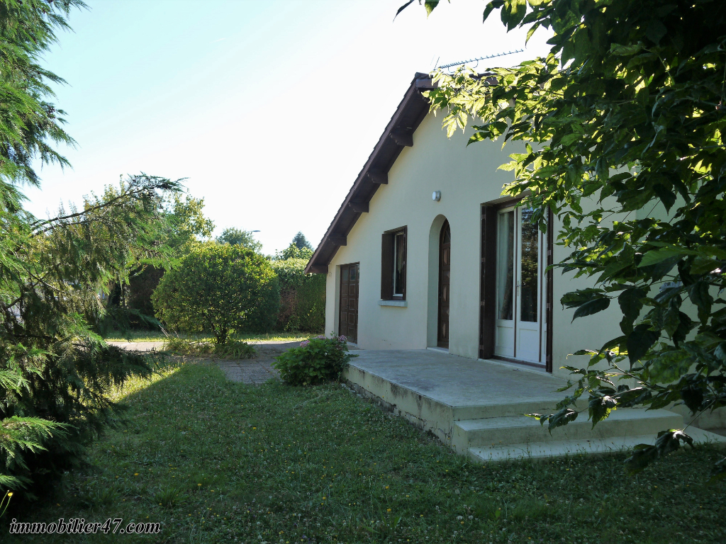 Verkoop  huis Castelmoron sur lot 124900€ - Foto 6