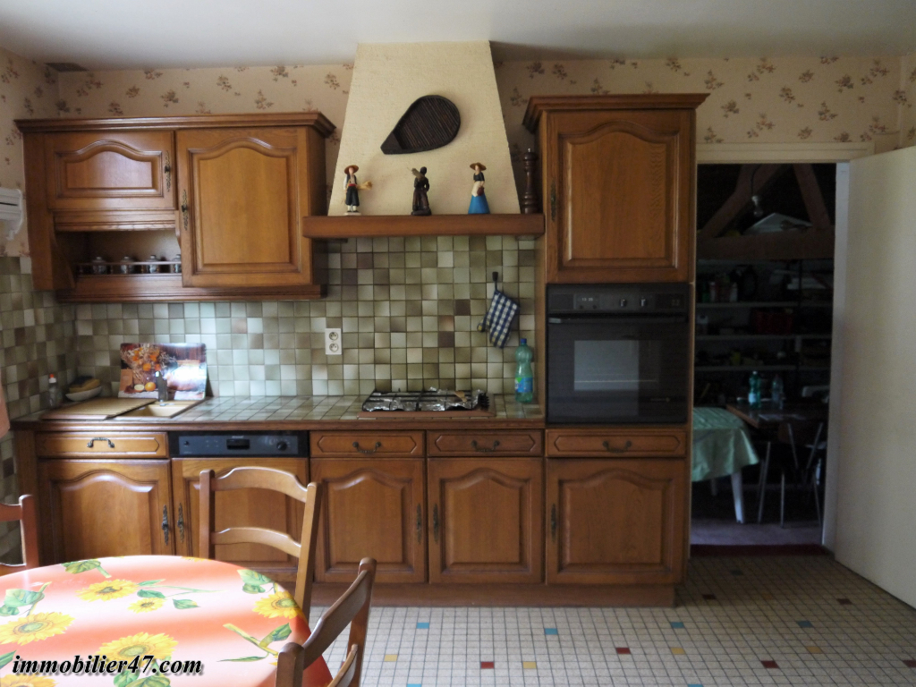 Verkoop  huis Castelmoron sur lot 124900€ - Foto 16