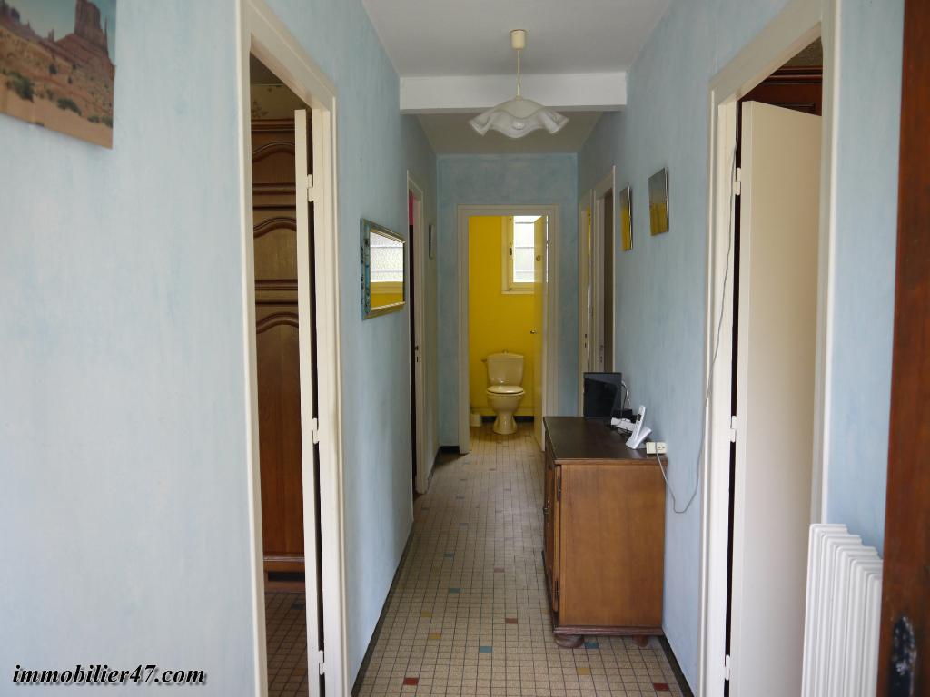 Verkoop  huis Castelmoron sur lot 124900€ - Foto 17