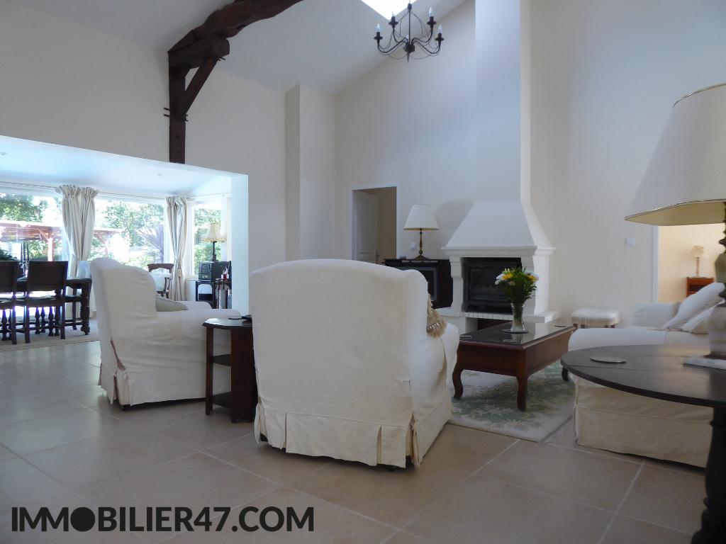 Verkoop  huis Prayssas 285000€ - Foto 7