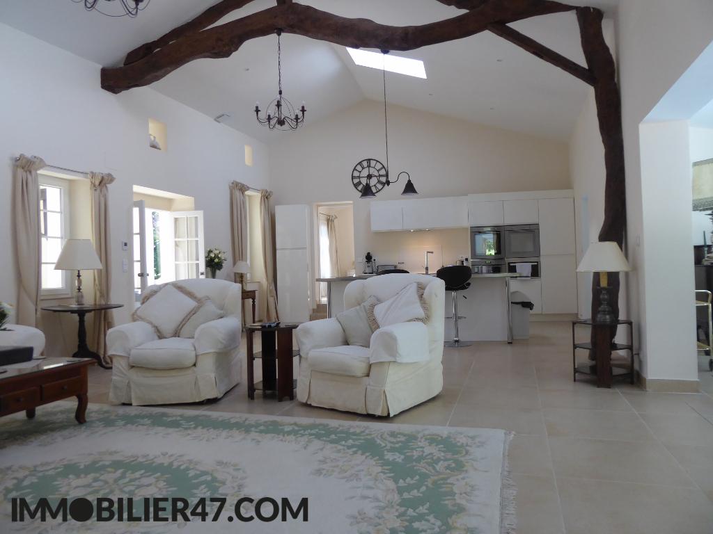 Verkoop  huis Prayssas 285000€ - Foto 9