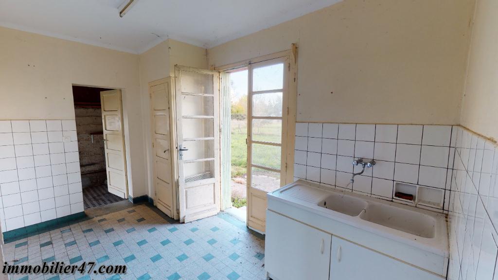 Verkoop  huis Ste livrade sur lot 69900€ - Foto 16