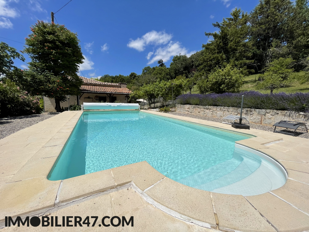 Vente maison / villa Montpezat 219 000€ - Photo 3
