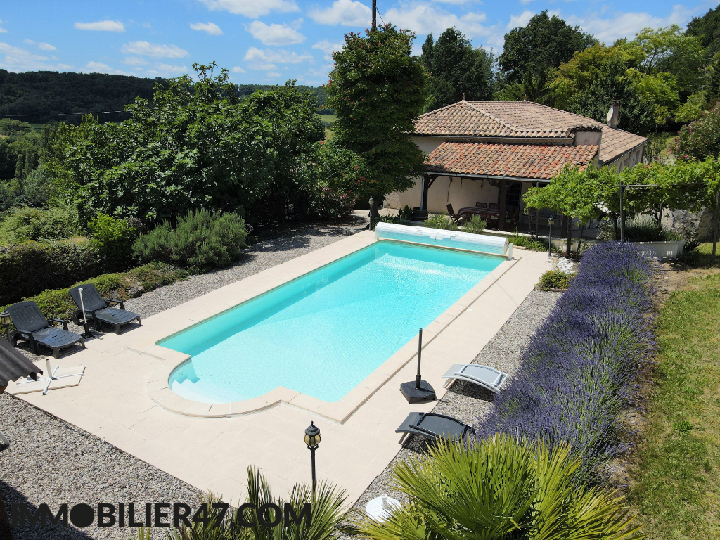 Vente maison / villa Montpezat 219 000€ - Photo 4