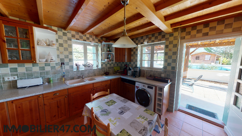 Vente maison / villa Montpezat 219 000€ - Photo 9