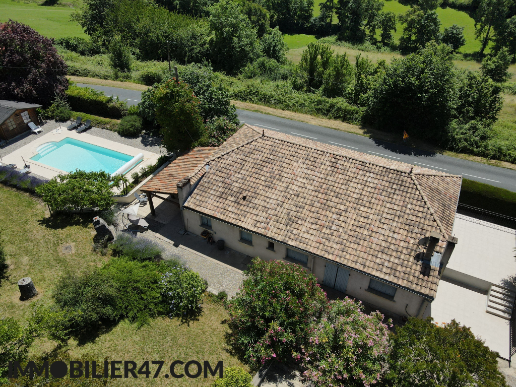 Vente maison / villa Montpezat 219 000€ - Photo 15