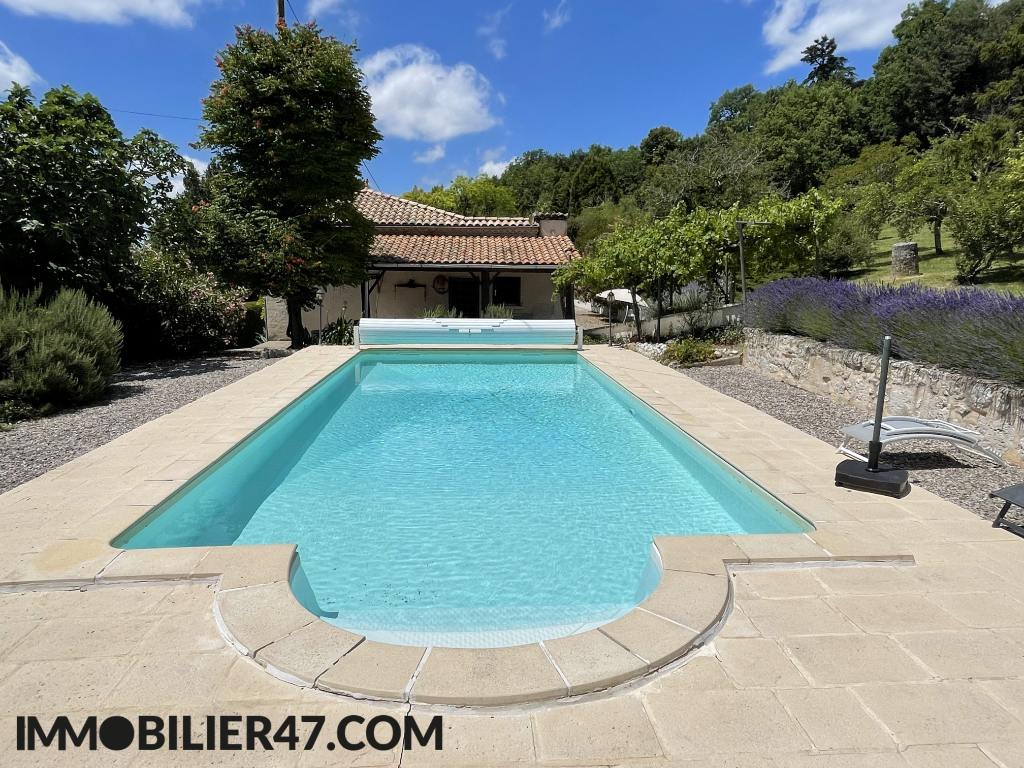 Vente maison / villa Montpezat 219 000€ - Photo 16