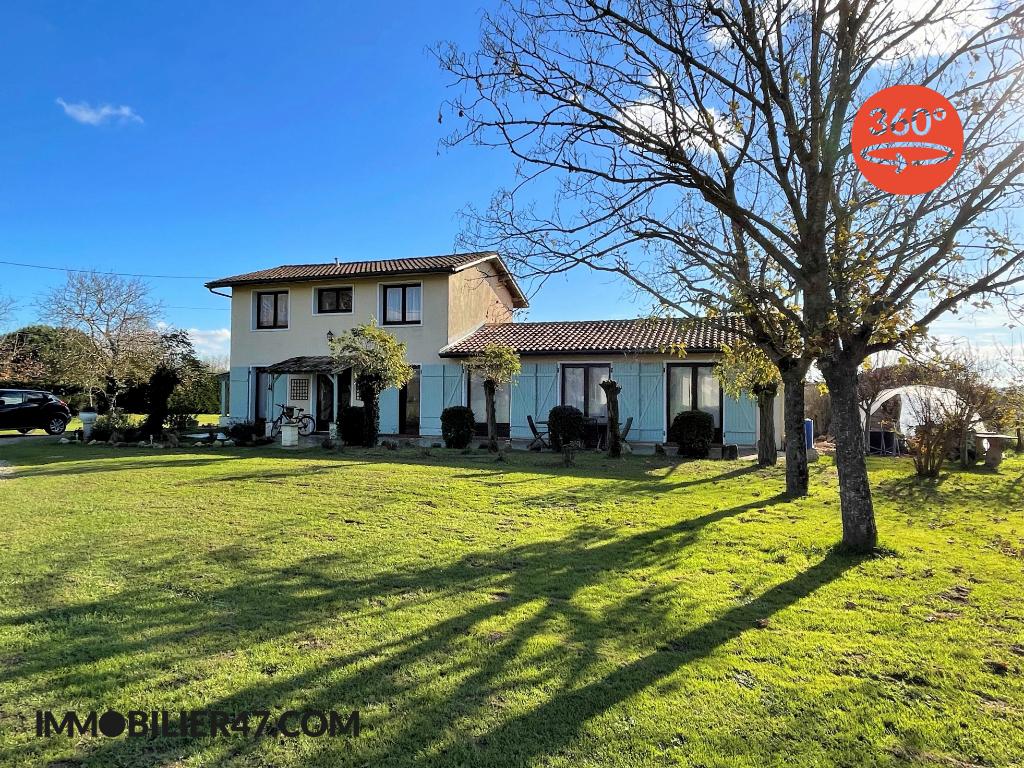 Verkoop  huis Fongrave 189000€ - Foto 1