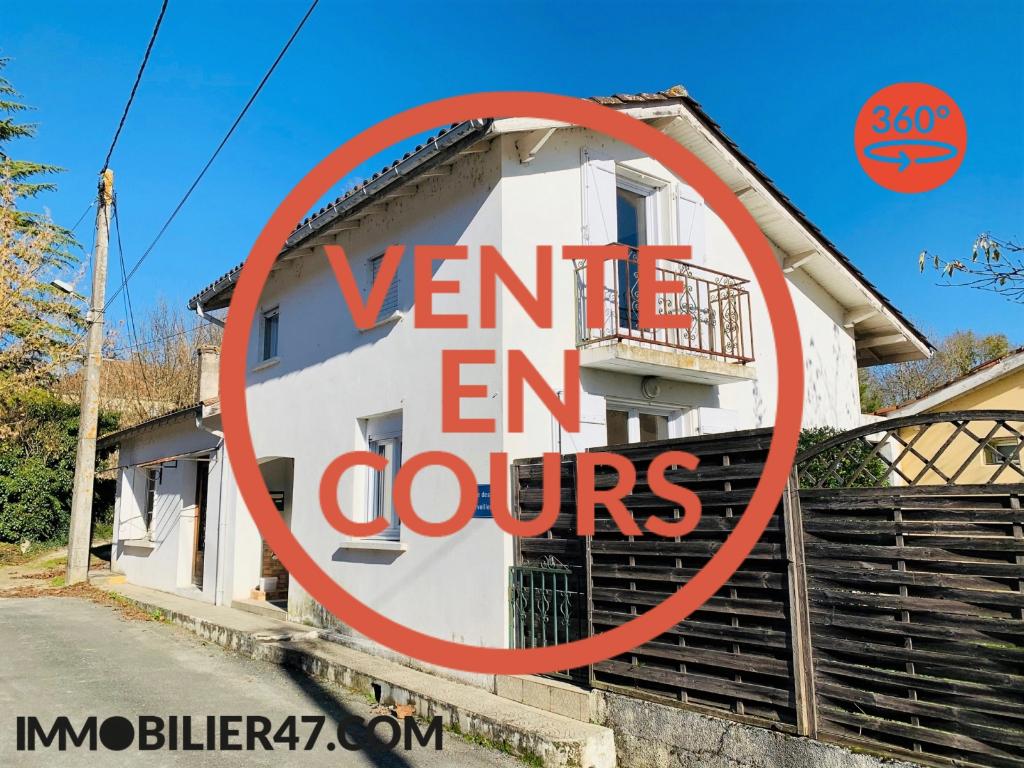 Vente maison / villa Pinel hauterive 94000€ - Photo 1