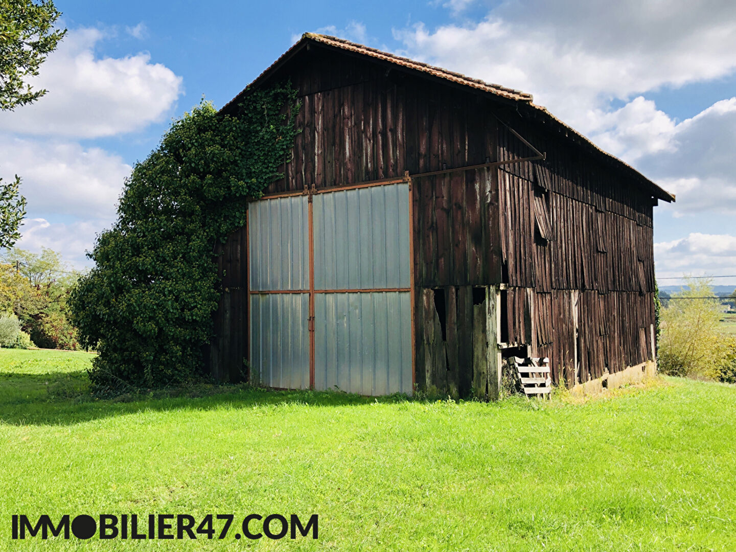 Sale house / villa Clairac 38 000€ - Picture 1
