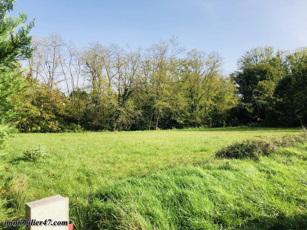 Verkoop  stukken grond Clairac 39000€ - Foto 1