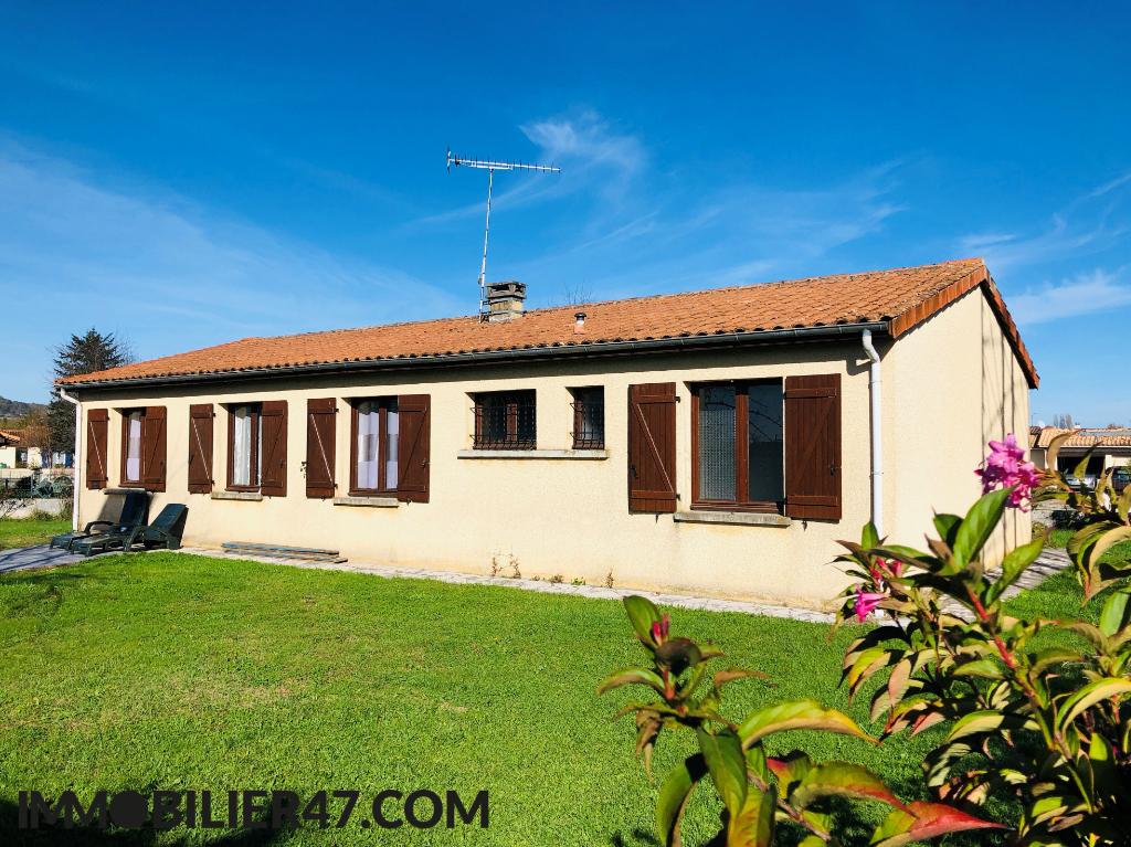 Vente maison / villa Castelmoron sur lot 165000€ - Photo 1