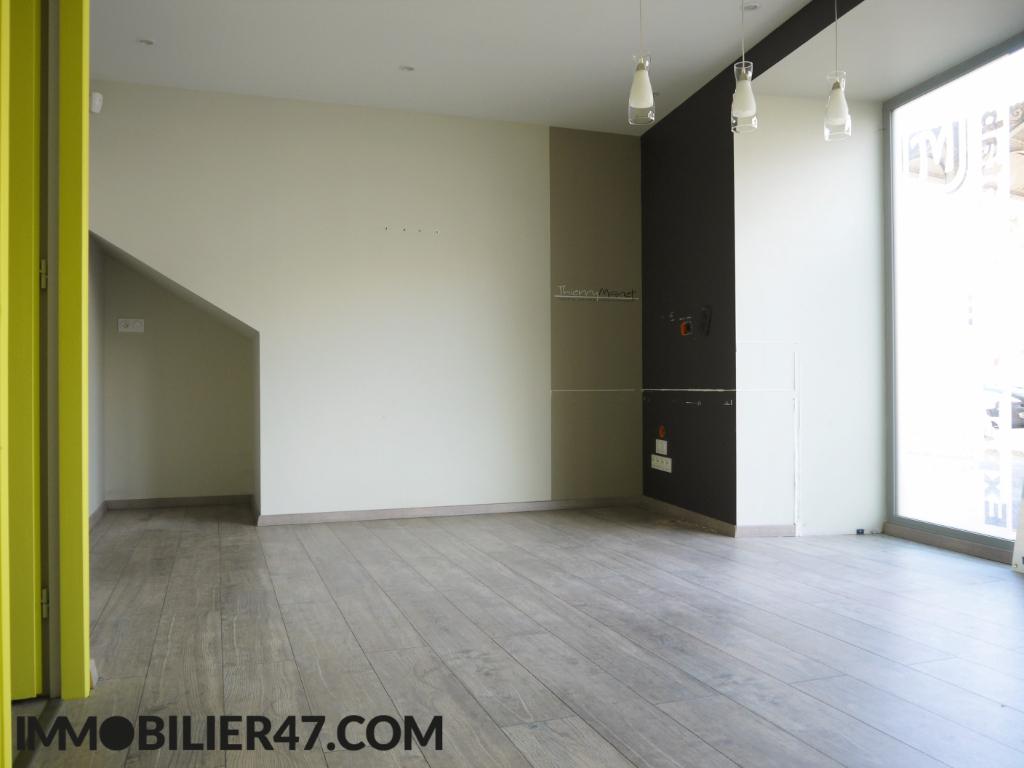 Vente immeuble Castelmoron sur lot 109000€ - Photo 2