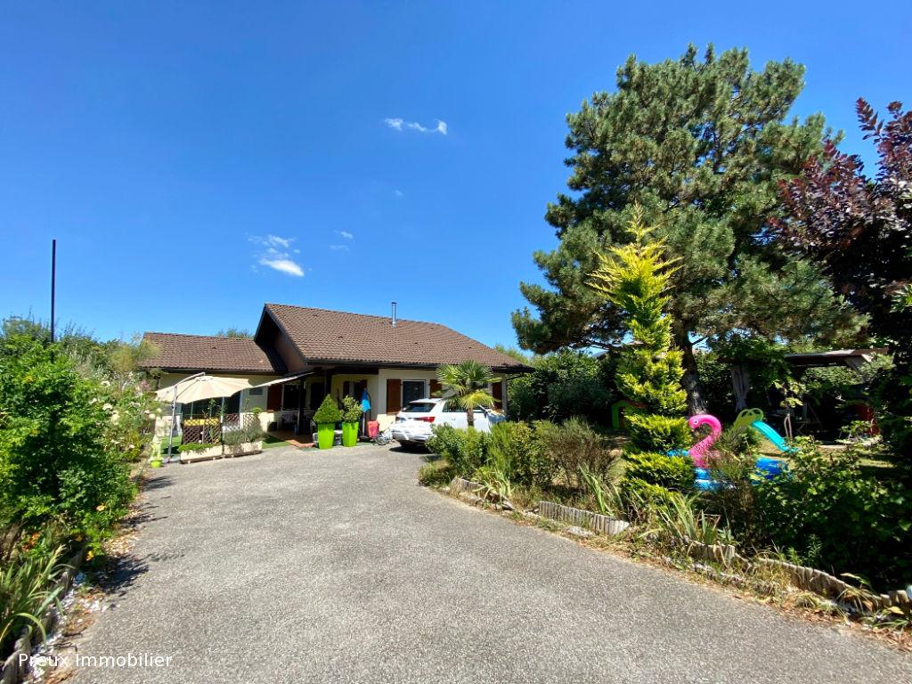 Vente maison / villa Seynod 672000€ - Photo 1