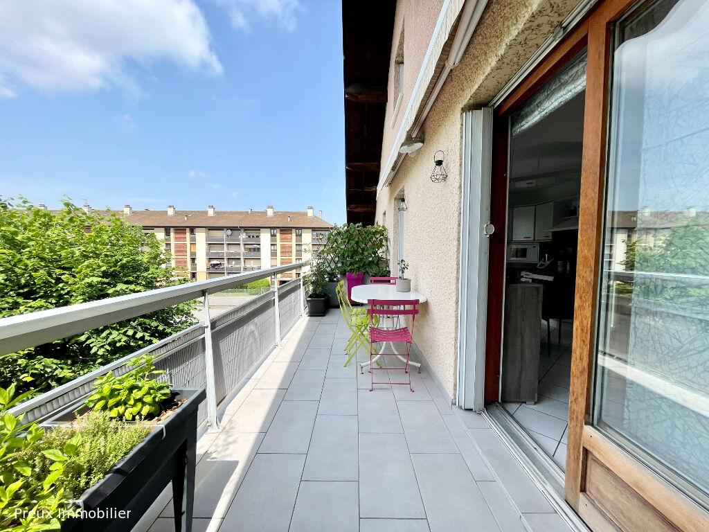 Sale apartment Meythet 345000€ - Picture 2