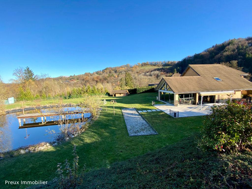 Sale house / villa Chavanod 1280000€ - Picture 1