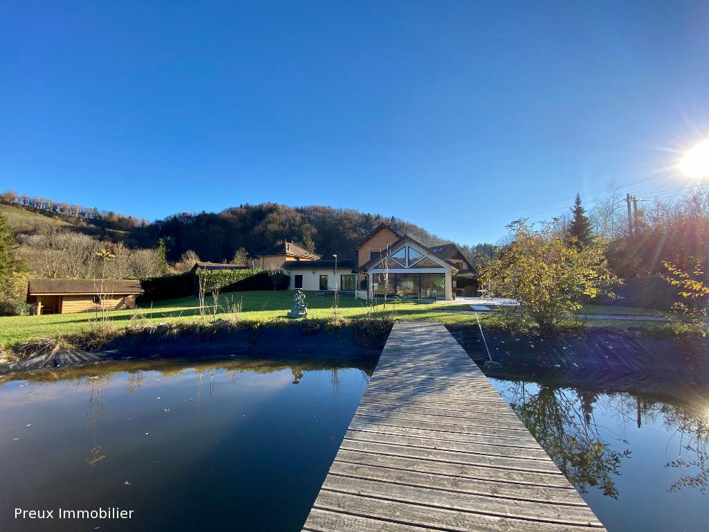 Sale house / villa Chavanod 1280000€ - Picture 6