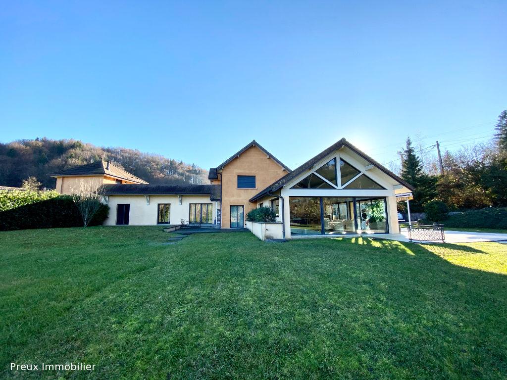 Sale house / villa Chavanod 1280000€ - Picture 9
