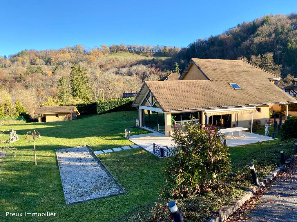 Sale house / villa Chavanod 1280000€ - Picture 13