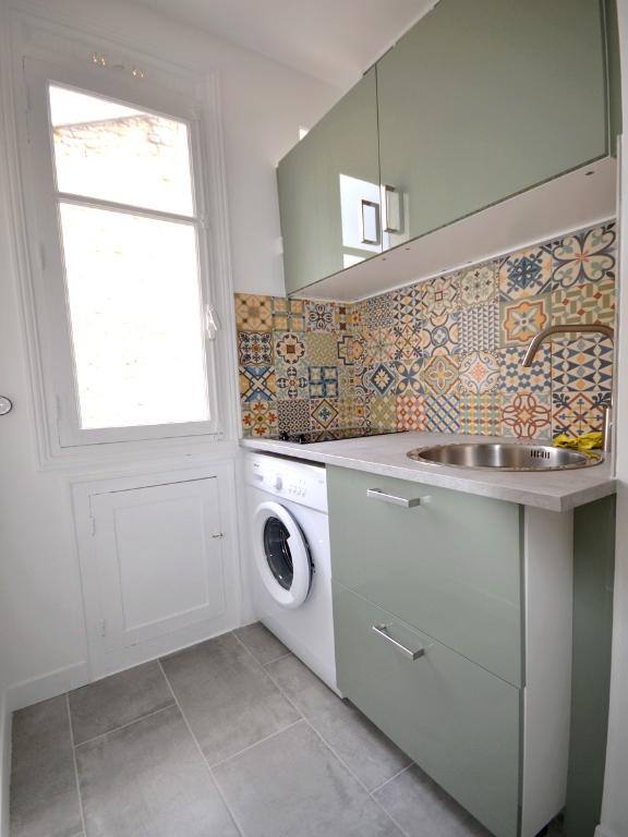 Rental apartment Boulogne billancourt 820€ CC - Picture 5
