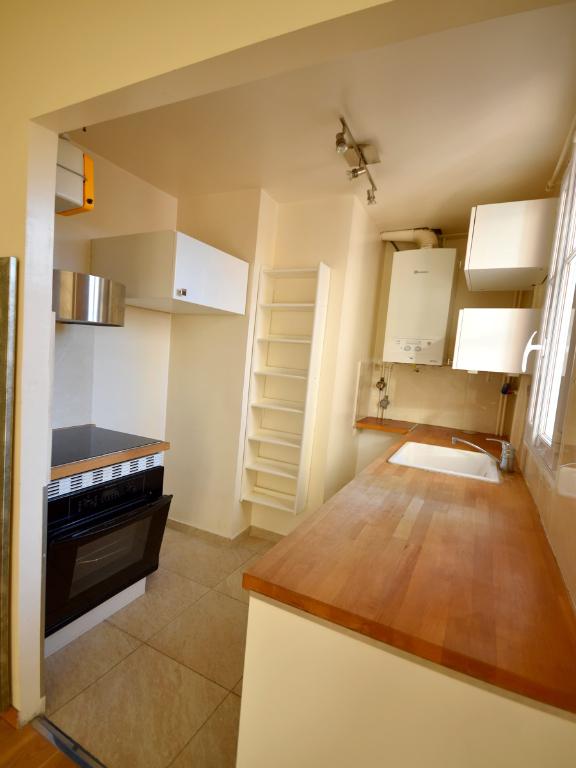 Rental apartment Boulogne billancourt 1050€ CC - Picture 4