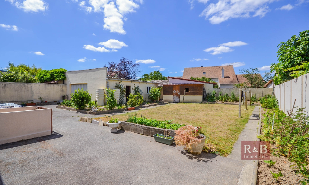 Vente maison / villa Fontenay le fleury 395000€ - Photo 9