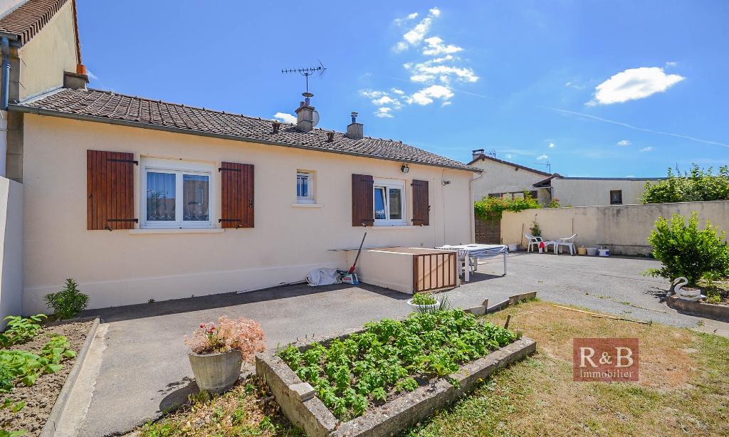 Vente maison / villa Fontenay le fleury 395000€ - Photo 11