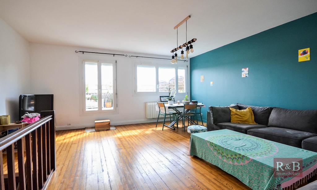 Sale apartment Villepreux 270000€ - Picture 4