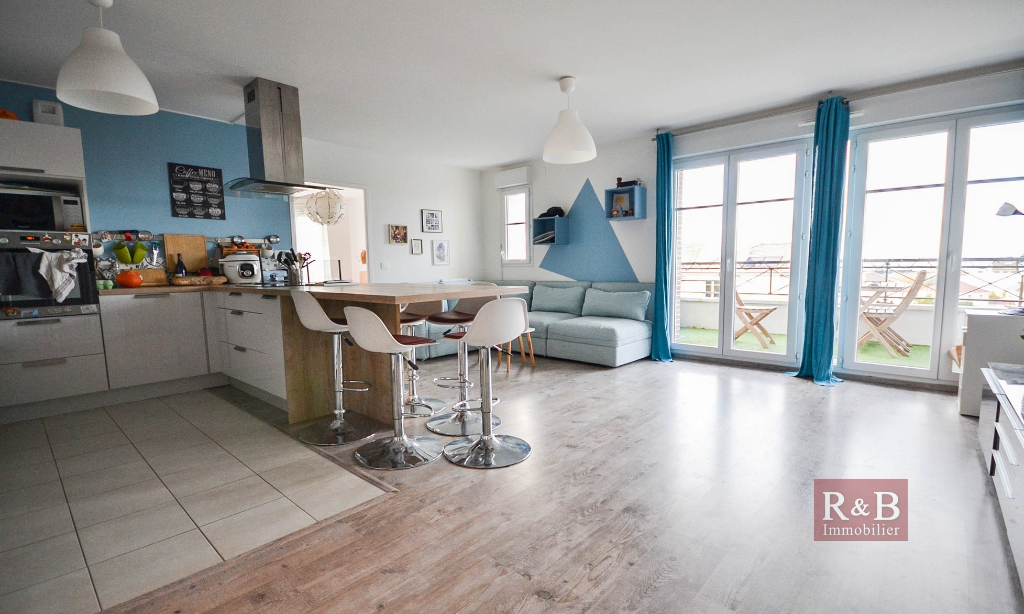 Vente appartement Les clayes sous bois 325000€ - Photo 3