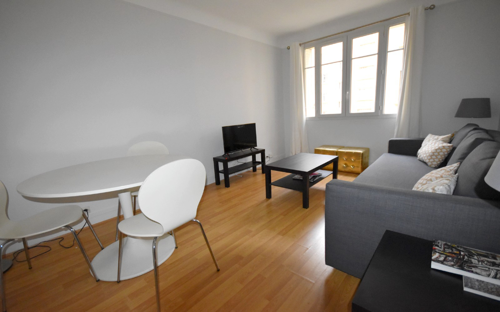 Location appartement Boulogne billancourt 1 300€ CC - Photo 1
